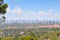 Vista sobre Monasterios y Alfinach